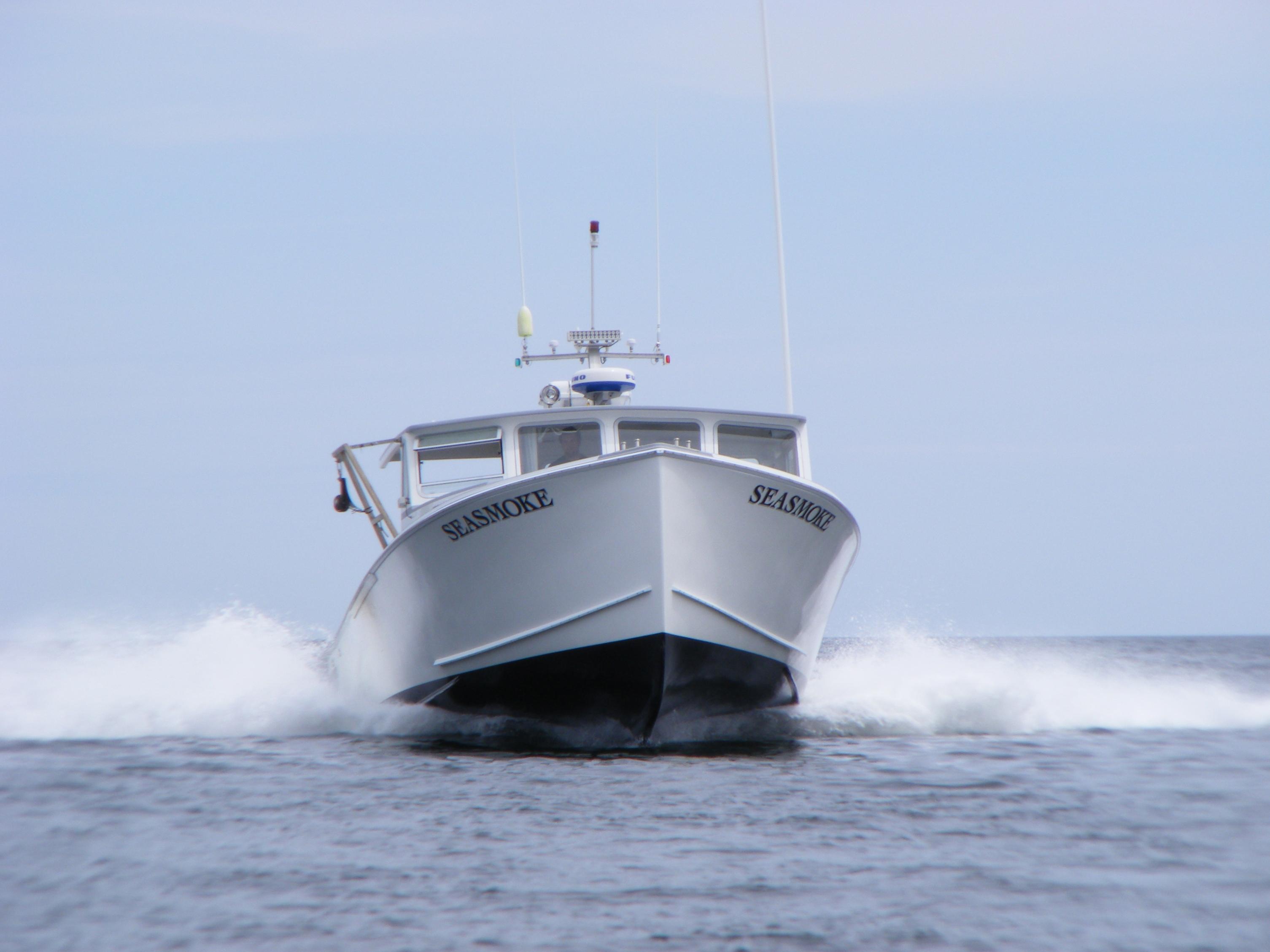 Sw Boatworks F V Seasmoke July 2013 187 Commercial