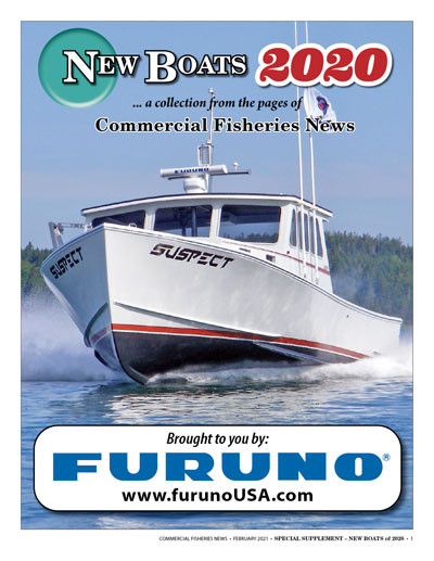 NEW BOATS of 2021