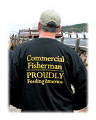 Proud to Be a Fisherman T-shirt