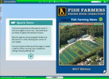 2017 Fish Farmer's Phone Book (Online Flip-book)