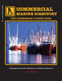 Commercial Marine Directory – 2011 (print)