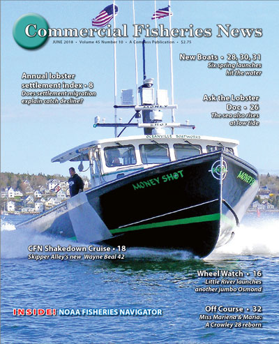 Archive of Issues » Commercial Fisheries News