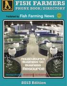 "2013 Fish Farmer""s Phone Book – Print"